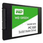 SSD диск WD Green 120GB [WDS120G1G0A]