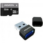 Карта памяти A-Data Premier microSDHC UHS-I Class 10 32GB [AUSDH32GUICL10-RM3BKBL]