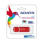 Флешка A-Data DashDrive UV150 Red 32GB [AUV150-32G-RRD]