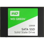SSD диск WD Green 120GB WDS120G2G0A