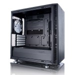 Корпус Fractal Design Define Mini C Black [FD-CA-DEF-MINI-C-BK]