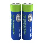 Аккумуляторы Gembird Rechargeable batteries AA 2600 mAh 2 шт. [EG-BA-AA26-01]